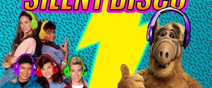 Hear No Evil Presents a Totally Rad 80s/90s Silent Disco Party at On the Rox