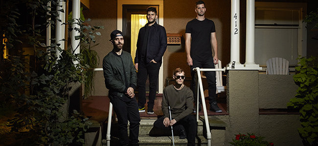 X Ambassadors Head to The National